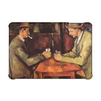 PAUL CEZANNE - The card players 1894 iPad Mini Cases