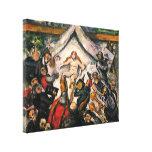 Paul Cezanne - The Eternal Feminine Stretched Canvas Print