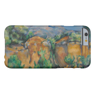 Paul Cezanne - The Mountain Sainte-Victoire Barely There iPhone 6 Case