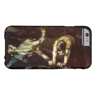 Paul Cezanne - The Murder Barely There iPhone 6 Case
