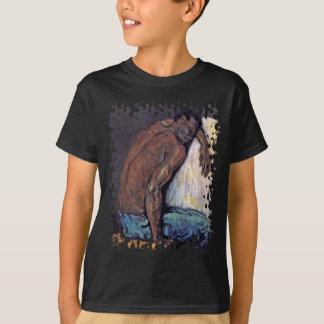 Paul Cezanne - The Negro Scipio Fine Art Painting T-Shirt