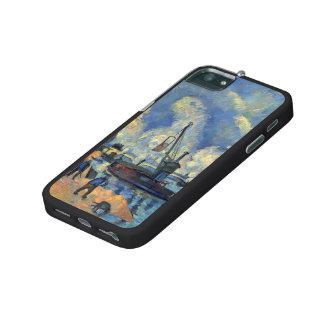 Paul Cezanne- The Seine at Bercy iPhone 5 Case