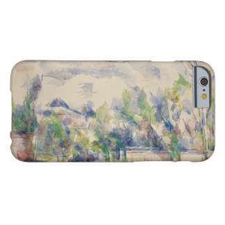Paul Cezanne - The Terrace at the Garden Barely There iPhone 6 Case