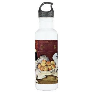 Paul Cezanne - todavía vida Botella De Agua