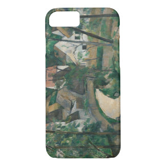 Paul Cezanne - Turn in the Road iPhone 7 Case