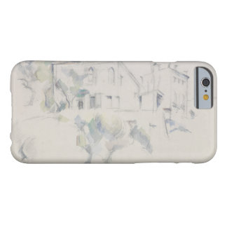 Paul Cezanne - View of the Chateau Noir Barely There iPhone 6 Case