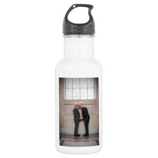 Paul + Don's Wedding Water Bottle