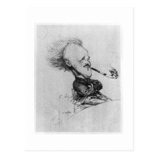 Paul Ferdinand Gachet (1862-1930) c.1887 (pencil o Postcards