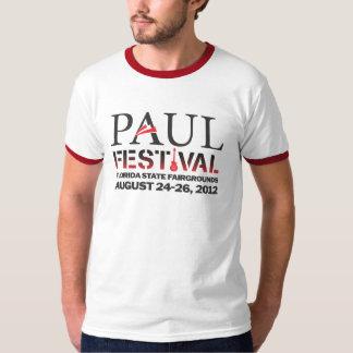 Paul Festival Ringer Tee