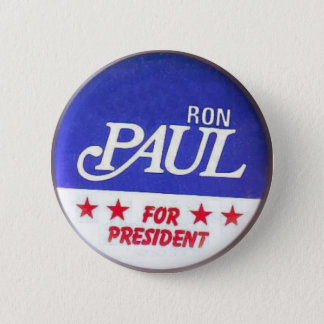 Paul for President Button