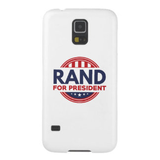 Paul For President Case For Galaxy S5
