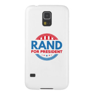 Paul For President Galaxy S5 Cover