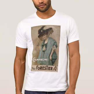 Paul Forestier Champagne  Add T-Shirt