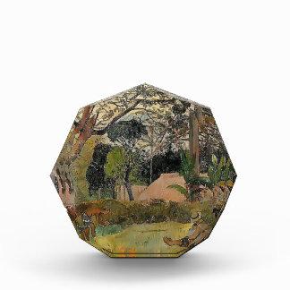 Paul Gauguin- A big tree Award