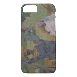 Paul Gauguin - Among the Mangoes at Martinique iPhone 8/7 Case