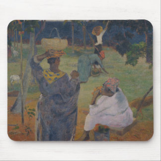 Paul Gauguin - Among the Mangoes at Martinique Mouse Pad