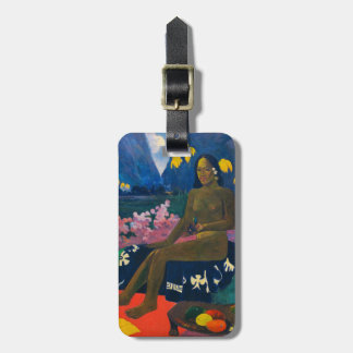 Paul Gauguin and The Seed of the Areoi Luggage Tag