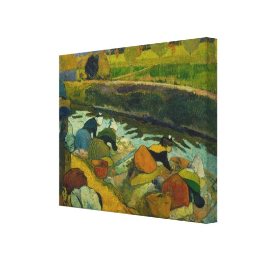 paul gauguin Art Canvas Print