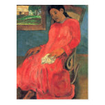 paul gauguin Art Postcard
