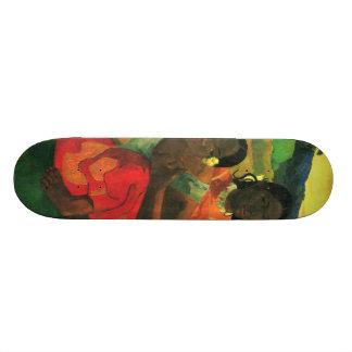 paul gauguin Art Skateboard Deck