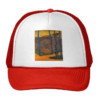 Paul Gauguin- Blue trees Trucker Hat