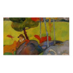 Paul Gauguin- Breton Boy in a Landscape with Goose Business Cards