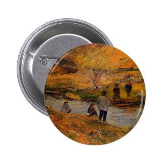 Paul Gauguin- Breton Fisherman Pins