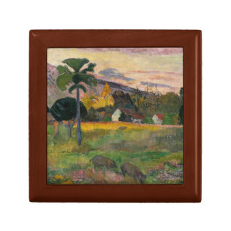 Paul Gauguin - Come Here Jewelry Box