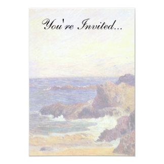 Paul Gauguin - costa rocosa