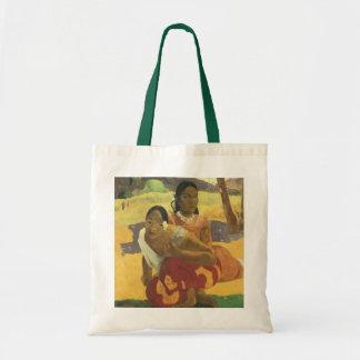 ¿Paul Gauguin, cuándo usted se casará? Bolsa Tela Barata