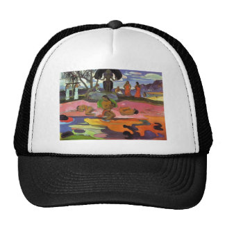 Paul Gauguin- Day of the Gods Trucker Hat