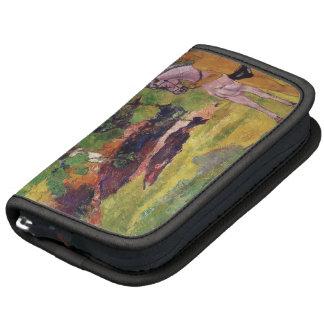 Paul Gauguin- en la arboleda de la vainilla, hombr Planificador