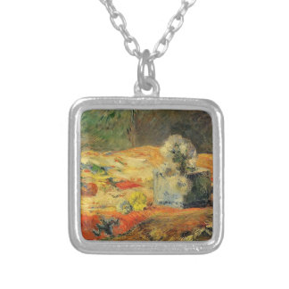 Paul Gauguin- Flowers and carpet Pendants