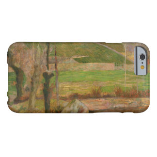 Paul Gauguin - Landscape near Pont-Aven Barely There iPhone 6 Case