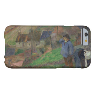 Paul Gauguin - Landscape of Brittany Barely There iPhone 6 Case