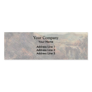 Paul Gauguin- Mountain landscape Business Card