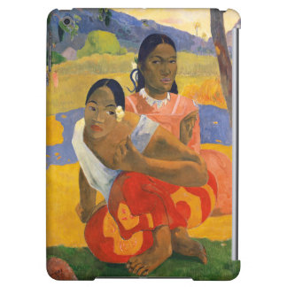 PAUL GAUGUIN - Nafea faa ipoipo 1892 iPad Air Case