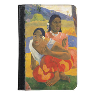 PAUL GAUGUIN - Nafea faa ipoipo 1892 iPad Mini Case