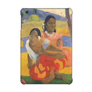 PAUL GAUGUIN - Nafea faa ipoipo 1892 iPad Mini Retina Cover