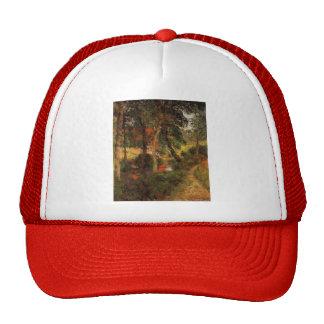 Paul Gauguin- Pere Jean's Path Trucker Hat