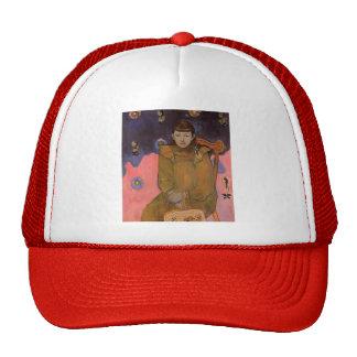 Paul Gauguin- Portrait of a Young Woman, Vaite Trucker Hat