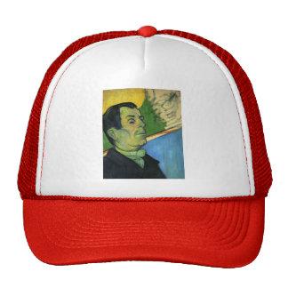 Paul Gauguin- Portrait of man wearing a lavalliere Trucker Hat
