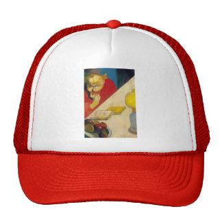 Paul Gauguin- Portrait of Meyer Haan by Lamplight Trucker Hat
