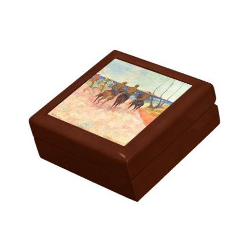 Paul Gauguin- Riders on the beach Gift Box