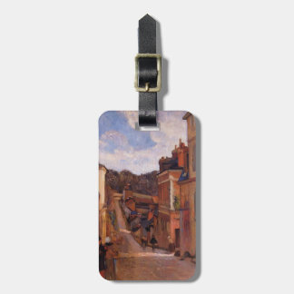 Paul Gauguin- Rue Jouvenet, Rouen Tags For Luggage