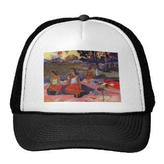 Paul Gauguin- Sacred Spring Trucker Hat