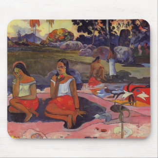Paul Gauguin- Sacred Spring Mouse Pad