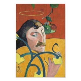 Paul Gauguin Self Portrait Fine Art Painting Photo Print