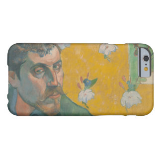 Paul Gauguin - Self-portrait with portrait Barely There iPhone 6 Case