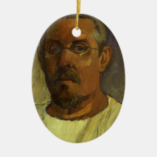 Paul Gauguin- Self portrait with spectacles Ornaments